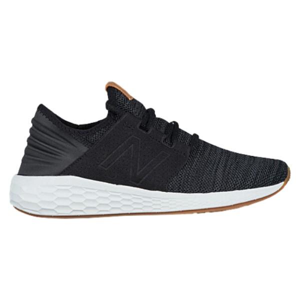 ニューバランス レディース ランニング・ウォーキング シューズ・靴【Fresh Foam Cruz V2】Black/Magnet/White Munsell