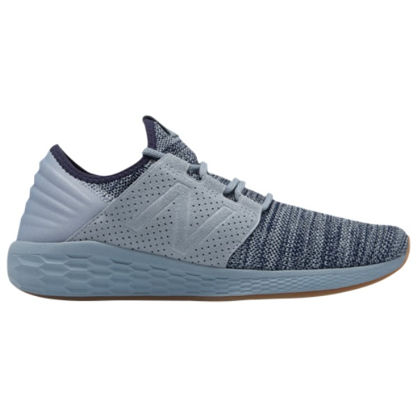 ニューバランス メンズ ランニング・ウォーキング シューズ・靴【Fresh Foam Cruz V2】Reflection/Pigment