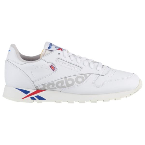 リーボック メンズ ランニング・ウォーキング シューズ・靴【Classic Leather Altered】White/Dark Royal/Exc Red/Snow Grey