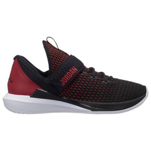 ナイキ ジョーダン メンズ フィットネス・トレーニング シューズ・靴【Trainer 3】Black/Black/Gym Red/White