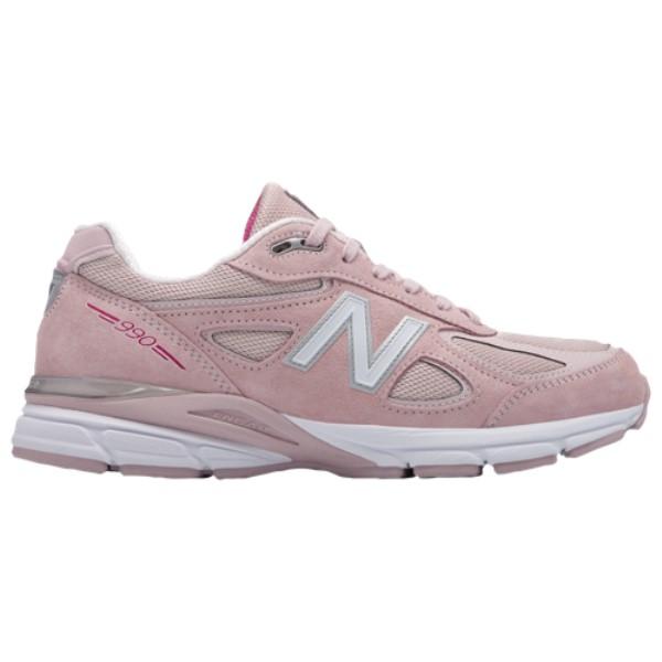 ニューバランス メンズ ランニング・ウォーキング シューズ・靴【990】Faded Rose/Komen Pink
