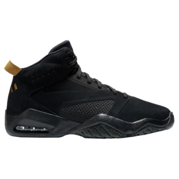 ナイキ ジョーダン メンズ バスケットボール シューズ・靴【Lift Off】Black/Metallic Gold