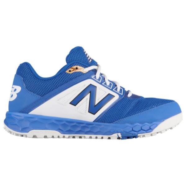 ニューバランス メンズ 野球 シューズ・靴【3000v4 Turf】Royal/White