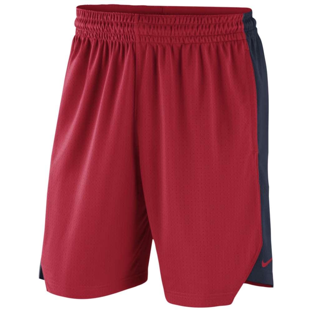 ナイキ Nike メンズ バスケットボール ボトムス・パンツ【College Practice Shorts】University Red