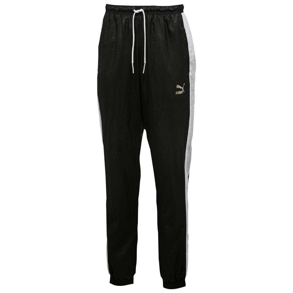 プーマ PUMA メンズ ボトムス・パンツ スウェット・ジャージ【T7 B-Boy Track Pants】Puma Black