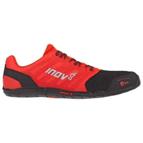 イノヴェイト Inov-8 メンズ フィットネス・トレーニング シューズ・靴【Bare-XF 210 V2】Black/Red