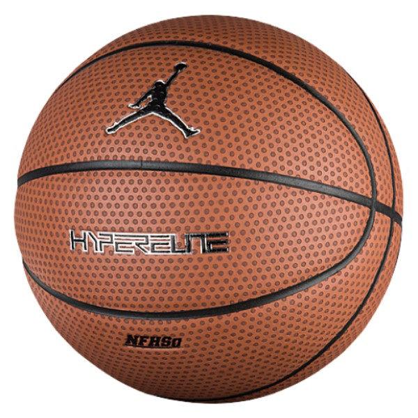 ナイキ ジョーダン Jordan ユニセックス バスケットボール ボール【Hyper Elite Basketball】Dark Amber/Black