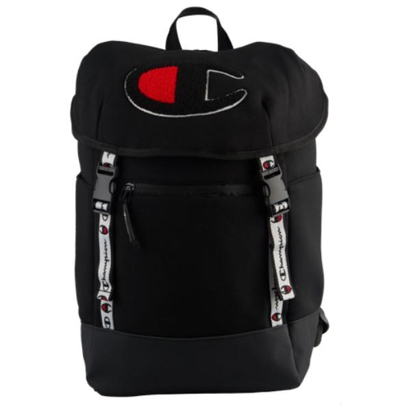 チャンピオン Champion ユニセックス バッグ バックパック・リュック【Prime Backpack】Black