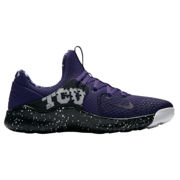 ナイキ Nike メンズ フィットネス・トレーニング シューズ・靴【NCAA Free Trainer V8】New Orchid/White/Black