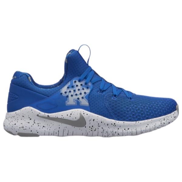ナイキ Nike メンズ フィットネス・トレーニング シューズ・靴【NCAA Free Trainer V8】Game Royal/Black/White
