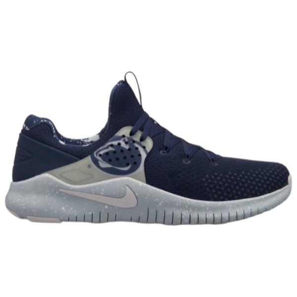 ナイキ Nike メンズ フィットネス・トレーニング シューズ・靴【NCAA Free Trainer V8】College Navy/White/Pure Platinum