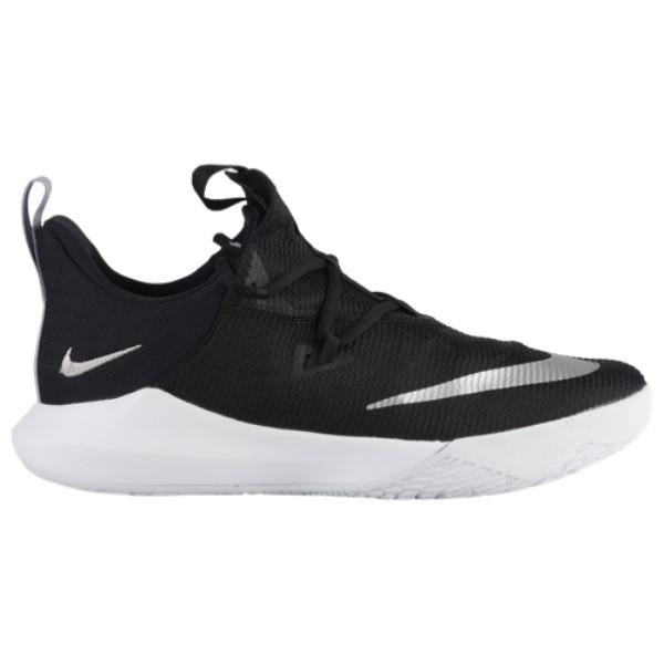 ナイキ Nike メンズ バスケットボール シューズ・靴【Zoom Shift 2】Black/White