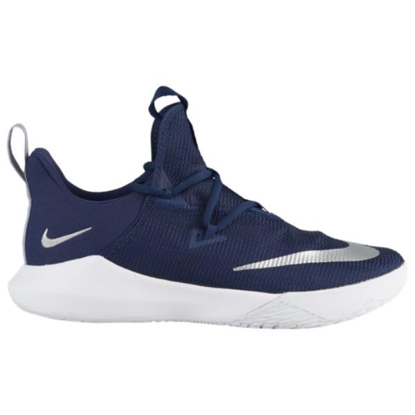 ナイキ Nike メンズ バスケットボール シューズ・靴【Zoom Shift 2】Midnight Navy/White/Black