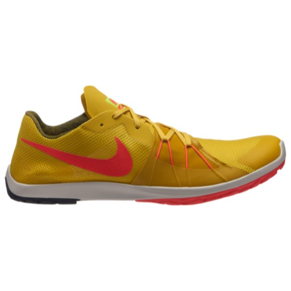 ナイキ Nike メンズ 陸上 シューズ・靴【Zoom Forever Waffle 5】Bright Citron/Bright Crimson/Dark Citron
