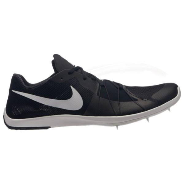 ナイキ Nike メンズ 陸上 シューズ・靴【Zoom Forever XC 5】Black/Summit White/Oil Grey