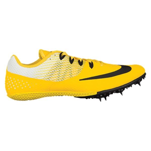 ナイキ Nike メンズ 陸上 シューズ・靴【Zoom Rival S 8】Tour Yellow/Black/White