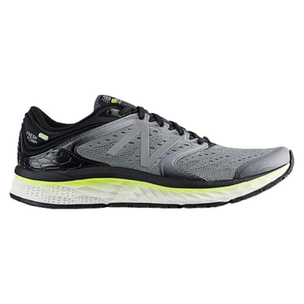 ニューバランス New Balance メンズ ランニング・ウォーキング シューズ・靴【Fresh Foam 1080 V8】Steel/Black/Hi-Lite