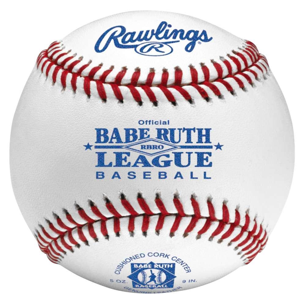 ローリングス Rawlings ユニセックス 野球 ボール【Official Babe Ruth Tournament Baseball】