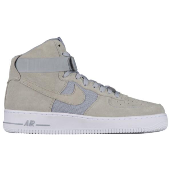 ナイキ Nike メンズ バスケットボール シューズ・靴【Air Force 1 High】Pure Platinum/Wolf Grey