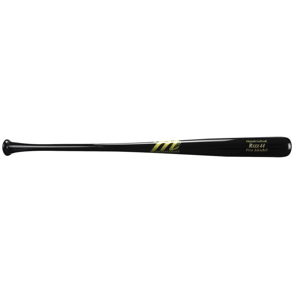 マルッチ Marucci メンズ 野球 バット【Rizz44 Pro Maple Baseball Bat】Black