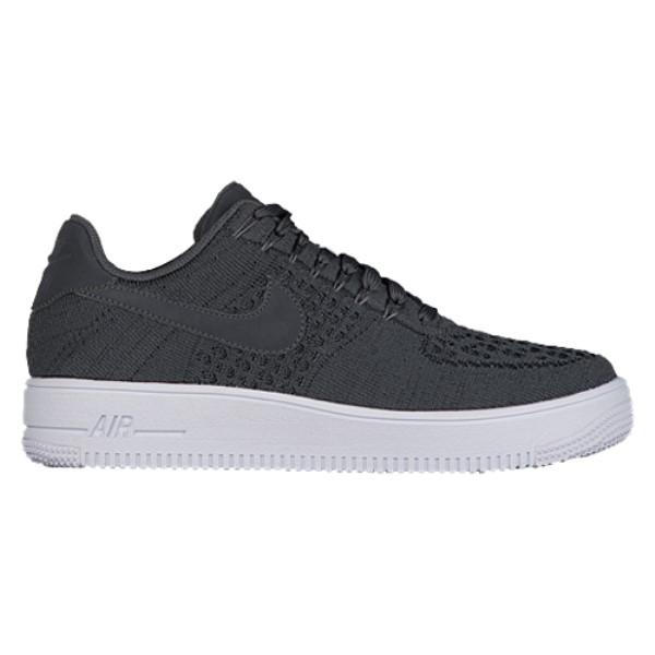 ナイキ Nike メンズ バスケットボール シューズ・靴【Air Force 1 Ultra Flyknit Low】Dark Grey/Dark Grey/White