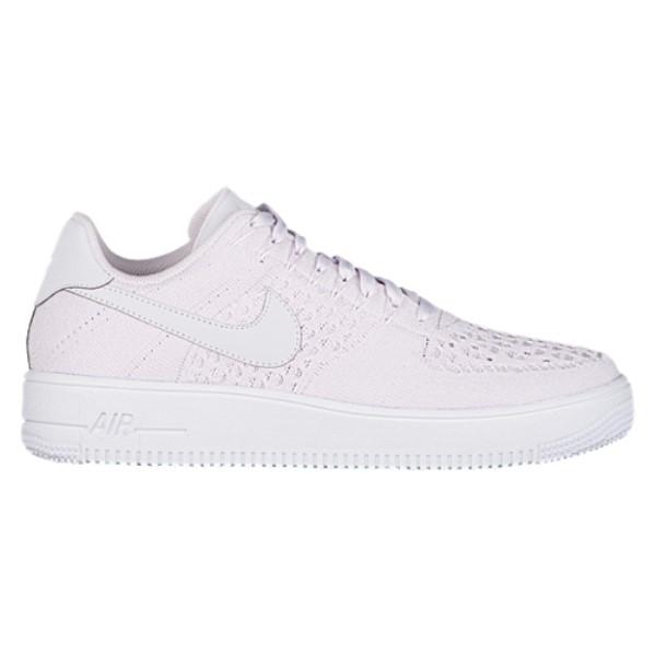 ナイキ Nike メンズ バスケットボール シューズ・靴【Air Force 1 Ultra Flyknit Low】Light Violet/Light Violet/White