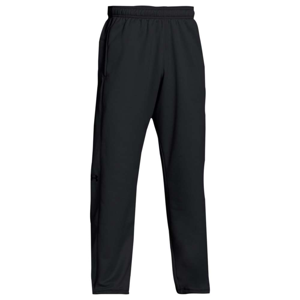 アンダーアーマー Under Armour メンズ ボトムス・パンツ【Team Double Threat Fleece Pants】Black/Steel
