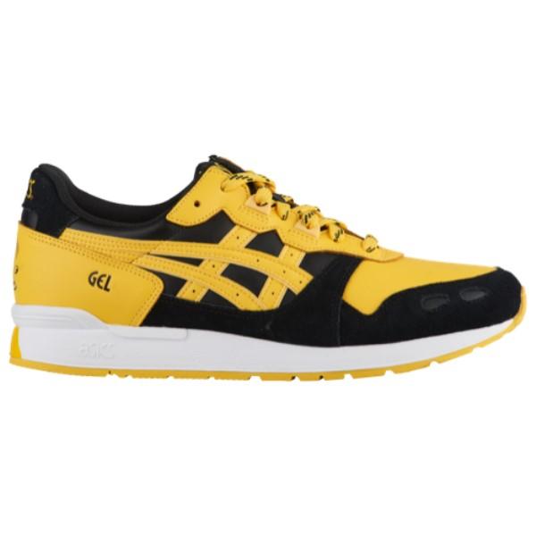 アシックス ASICS Tiger メンズ ランニング・ウォーキング シューズ・靴【GEL-Lyte 1】Black/Tai Chi Yellow