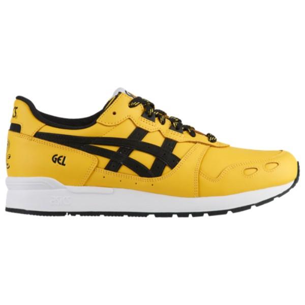 アシックス ASICS Tiger メンズ ランニング・ウォーキング シューズ・靴【GEL-Lyte 1】Tai Chi Yellow/Black