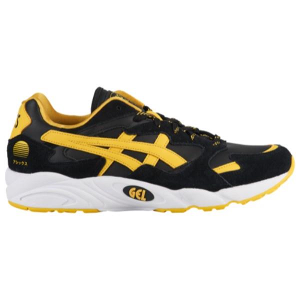 アシックス ASICS Tiger メンズ ランニング・ウォーキング シューズ・靴【GEL-Diablo】Black/Tai Chi Yellow