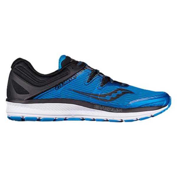 サッカニー Saucony メンズ ランニング・ウォーキング シューズ・靴【Guide ISO】Blue/Black