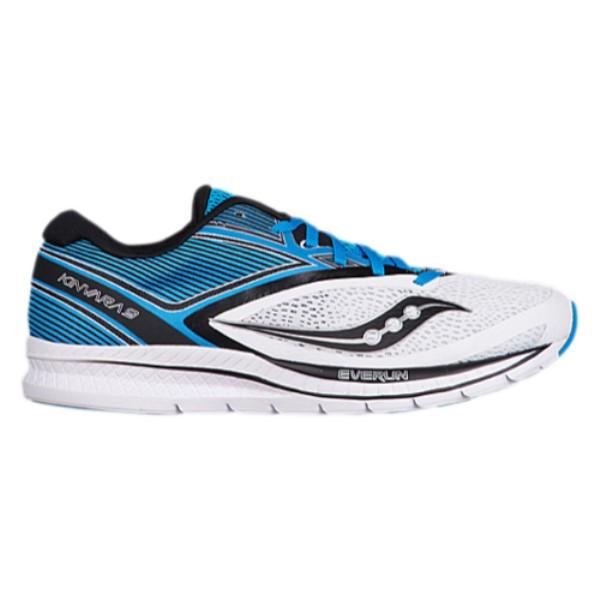 サッカニー Saucony メンズ ランニング・ウォーキング シューズ・靴【Kinvara 9】White/Blue/Black