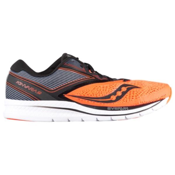サッカニー Saucony メンズ ランニング・ウォーキング シューズ・靴【Kinvara 9】Vizi Red/Black
