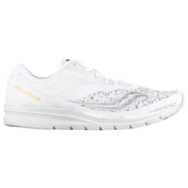 サッカニー Saucony メンズ ランニング・ウォーキング シューズ・靴【Kinvara 9】White