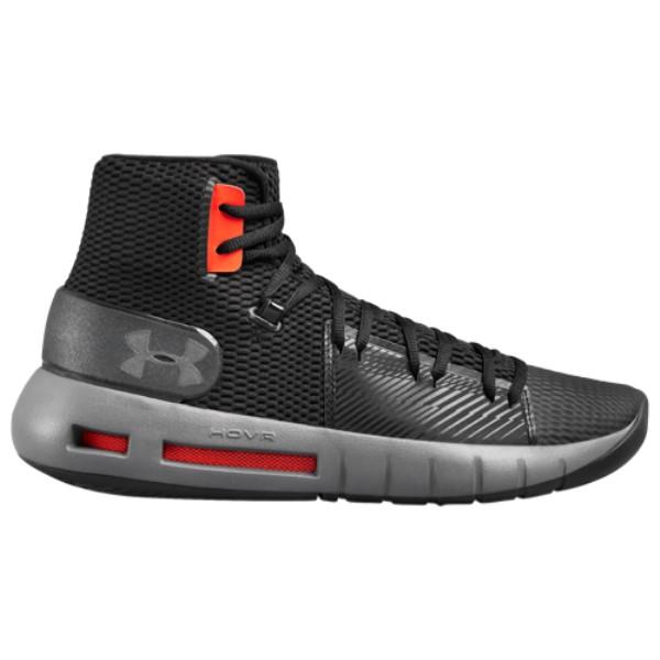 アンダーアーマー Under Armour メンズ バスケットボール シューズ・靴【HOVR Havoc】Black/Graphite