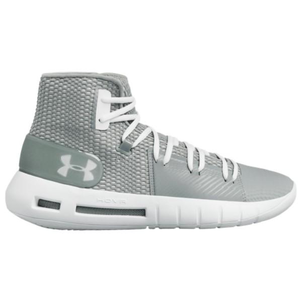 アンダーアーマー Under Armour メンズ バスケットボール シューズ・靴【HOVR Havoc】Steel Grey/White