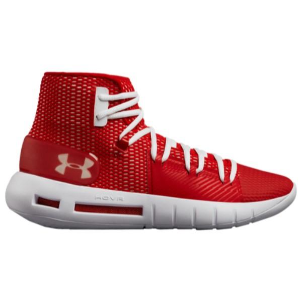 アンダーアーマー Under Armour メンズ バスケットボール シューズ・靴【HOVR Havoc】Red/White