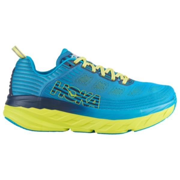 ホカ オネオネ HOKA ONE ONE メンズ ランニング・ウォーキング シューズ・靴【Bondi 6】Caribbean Sea/Storm Blue