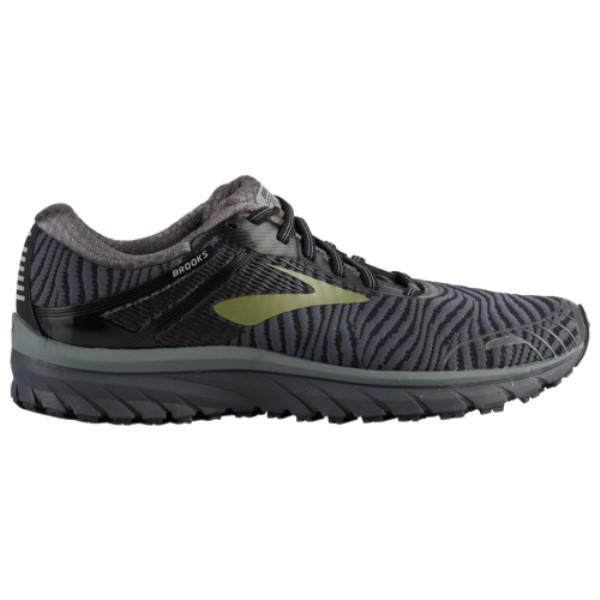 ブルックス Brooks メンズ ランニング・ウォーキング シューズ・靴【Adrenaline GTS 18】Black/Olivine/Grey