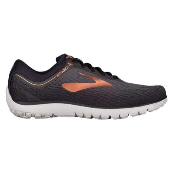 ブルックス Brooks メンズ ランニング・ウォーキング シューズ・靴【PureFlow 7】Grey/Black/Copper
