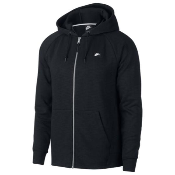 ナイキ Nike メンズ トップス パーカー【Optic Full-Zip Hoodie】Black