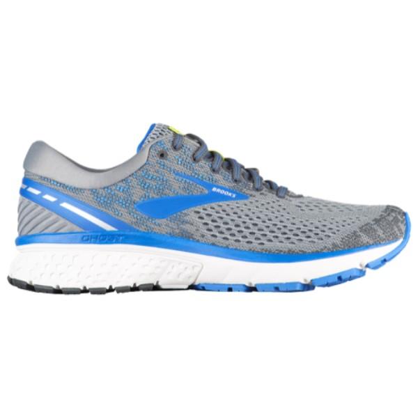 ブルックス Brooks メンズ ランニング・ウォーキング シューズ・靴【Ghost 11】Grey/Blue/Silver
