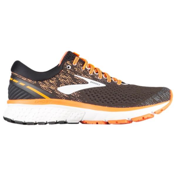 ブルックス Brooks メンズ ランニング・ウォーキング シューズ・靴【Ghost 11】Black/Silver/Orange