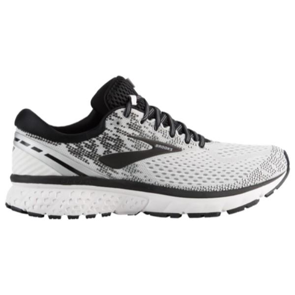 ブルックス Brooks メンズ ランニング・ウォーキング シューズ・靴【Ghost 11】White/Black/White