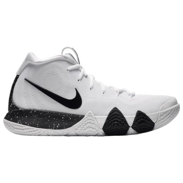 ナイキ Nike メンズ バスケットボール シューズ・靴【Kyrie 4】White/Black