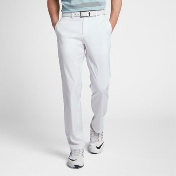 【初回限定お試し価格】 ナイキ Nike メンズ ゴルフ ボトムス・パンツ【Flat Front Golf Pants】White, 人差し指通販 921b1d34