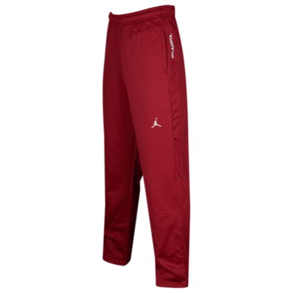 ナイキ ジョーダン Jordan メンズ ボトムス・パンツ【College Therma Pants】Team Crimson