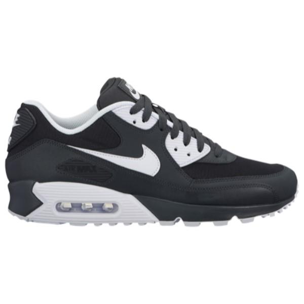 ナイキ Nike メンズ ランニング・ウォーキング シューズ・靴【Air Max 90】Anthracite/White/Black