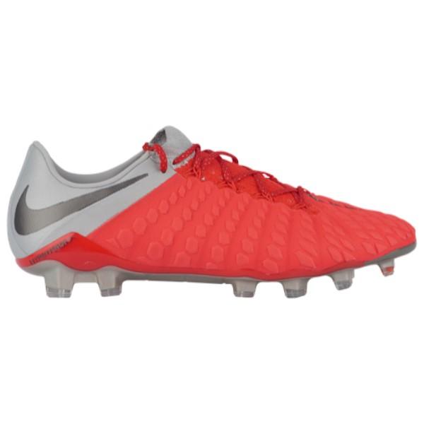 ナイキ Nike メンズ サッカー シューズ・靴【Hypervenom Phantom 3 Elite FG】Light Crimson/Metallic Dark Grey/Wolf Grey