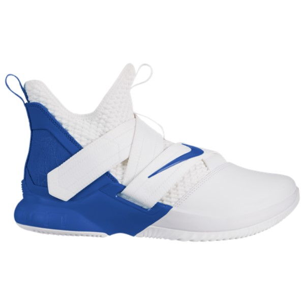 ナイキ Nike メンズ バスケットボール シューズ・靴【LeBron Soldier XII】White/Game Royal